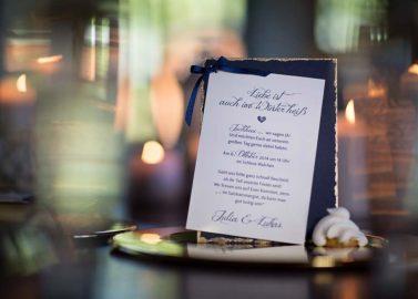 Winterliche Trachten-Hochzeitsinspiration von Liebesdienst