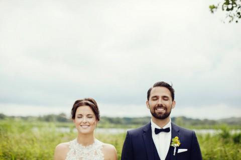 Katrin & Bene's rustikal inspiriertes Hochzeitsfest