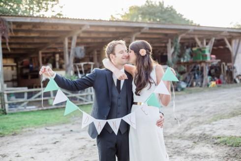 Rustikale Landgut-Hochzeit in Lübeck