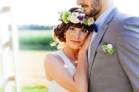 Rustikales Sommerhochzeitskonzept von Entzückt Hochzeitsplanung & Dekoration