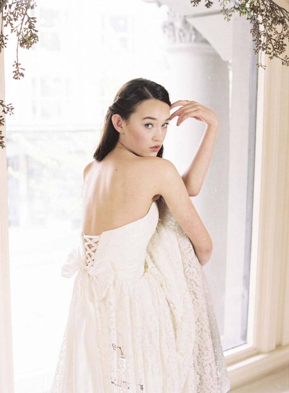 Truvelle Bridal Collection Hochzeitswahn Sei Inspiriert