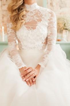 Gold und Rosafarbener Hochzeitstraum voller elegantem Charme