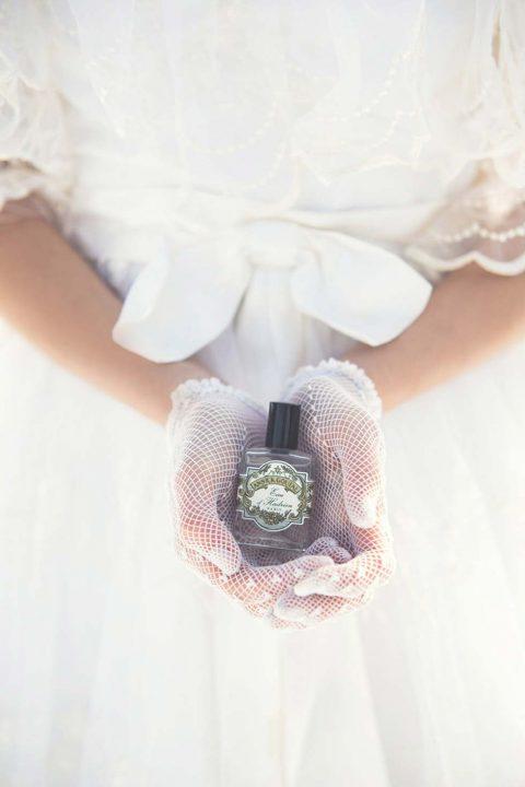 Bildschöne Brautinspiration aus dem Winter Wonderland