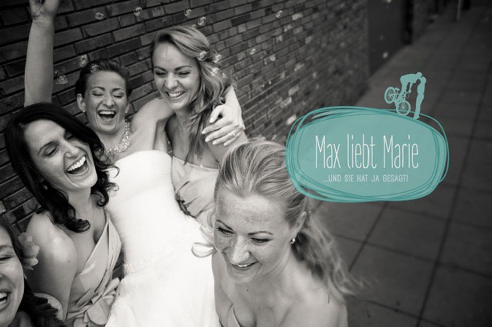 Max liebt Marie - Die Hochzeitsboutique Hamburg