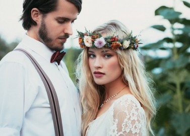 Inspiration: Bridal Flowerpower in der Arche Noah