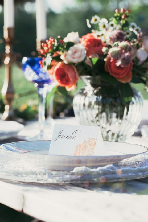 Inspiration: Bridal Flowerpower in der Arche Noah