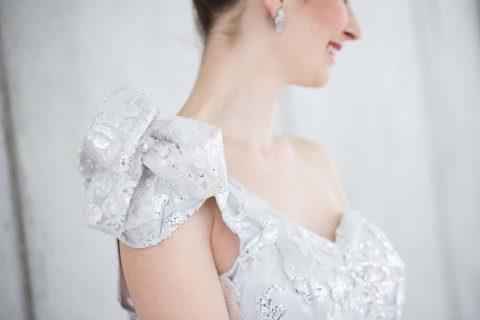 Glamourös und moderne City-Hochzeitsinspiration