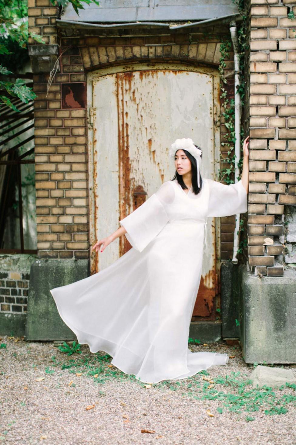 Romantische Brautkleider von Helena Harfst Couture