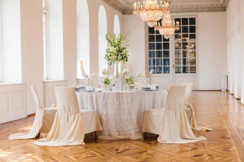 Zeitlos Elegante Schloss Biebrich Hochzeitsinspiration