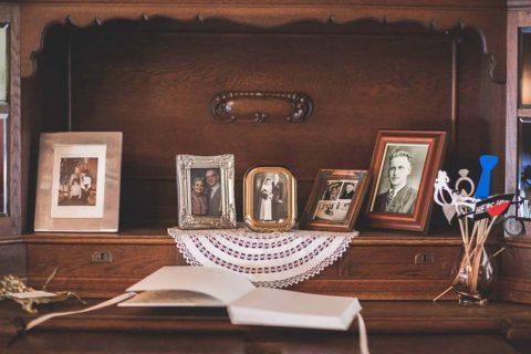 Rustikale Scheunenhochzeit mit Vintage-Chic