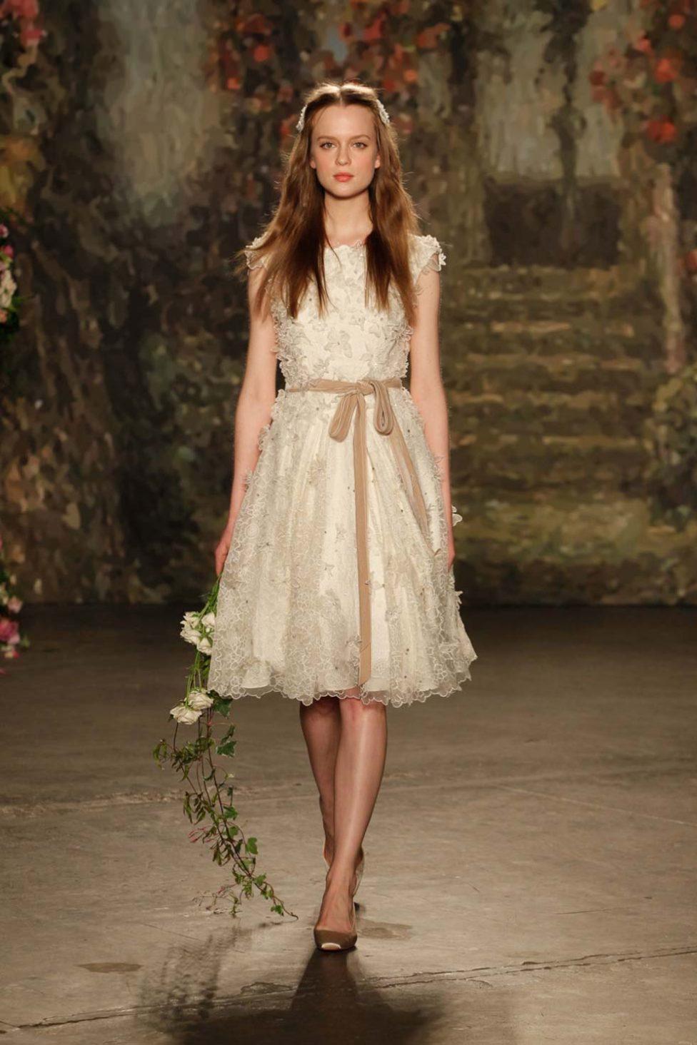 Jenny Packham 2016 Bridal Collection
