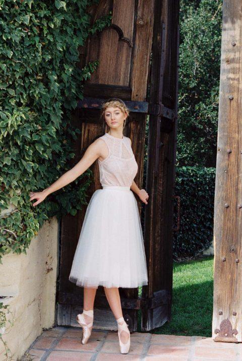 Ballerina Bridal Shower Inspiration