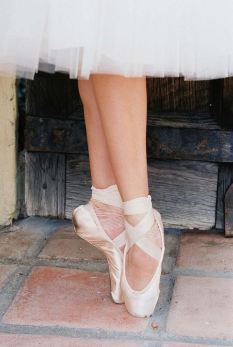 Ballerina Bridal Shower Inspiration