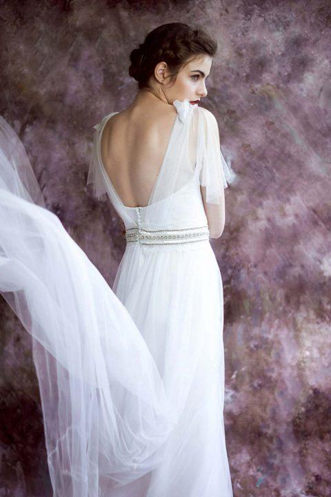 Romantisch heiraten mit Rembo Styling Brautmode