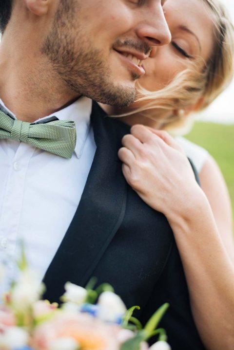 Romantischer Ausflug ins Grüne