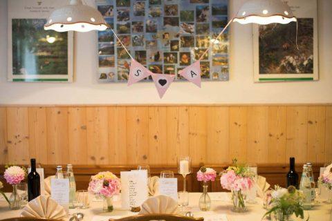 Boho-Country Hochzeit in Italien