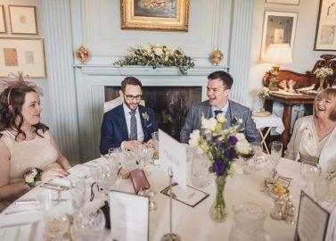 Klassisch-Romantisches Hochzeitsvergnügen in Wales