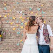 """""""Hippie at Heart"""" DIY-Hochzeit im Gutshof Wilsickow"""