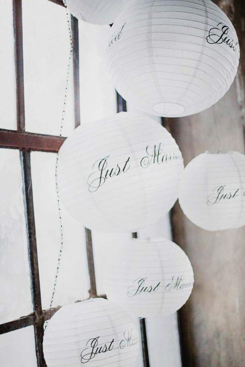 Klassisch-elegantes Hochzeitskonzept mit Vintage-Charme