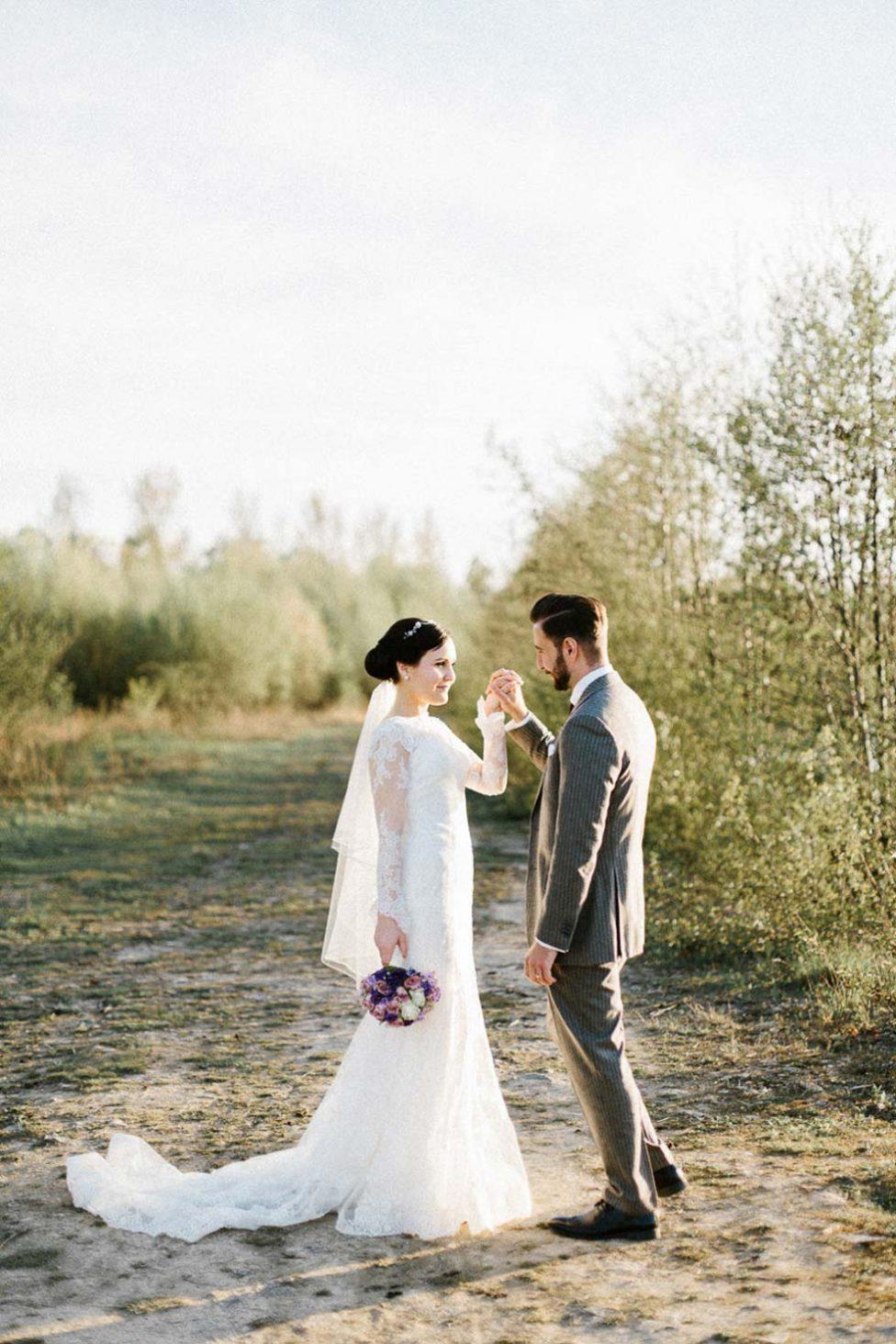 Wunderschöne Gutshof-Hochzeit am Lippesee