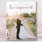 """Das neue trendige Hochzeitsmagazin: Hochzeitswahn """"Sei inspiriert"""" 01/2015 JETZT VORBESTELLEN"""
