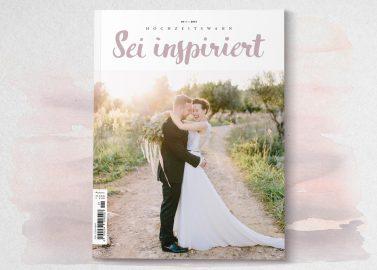 Das neue trendige Hochzeitsmagazin: Hochzeitswahn