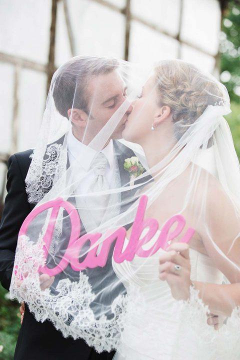 Ländlich-rustikale Hochzeit auf Gut Kump