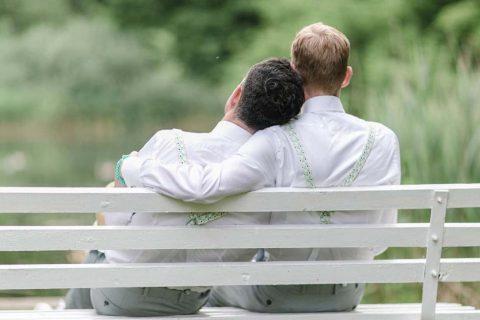 LoveWINS - Christian und Philipp's Hochzeit auf Schloss Neetzow