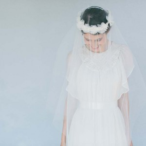 Fine Wedding Veils – die neuen Brautschleier von BelleJulie