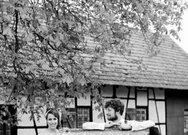 Melanie und Saschas Frühlingshochzeit im Eißler Steinbachhof