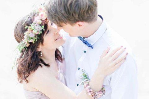Romantische Zweisamkeit am Alwarmbüchener See