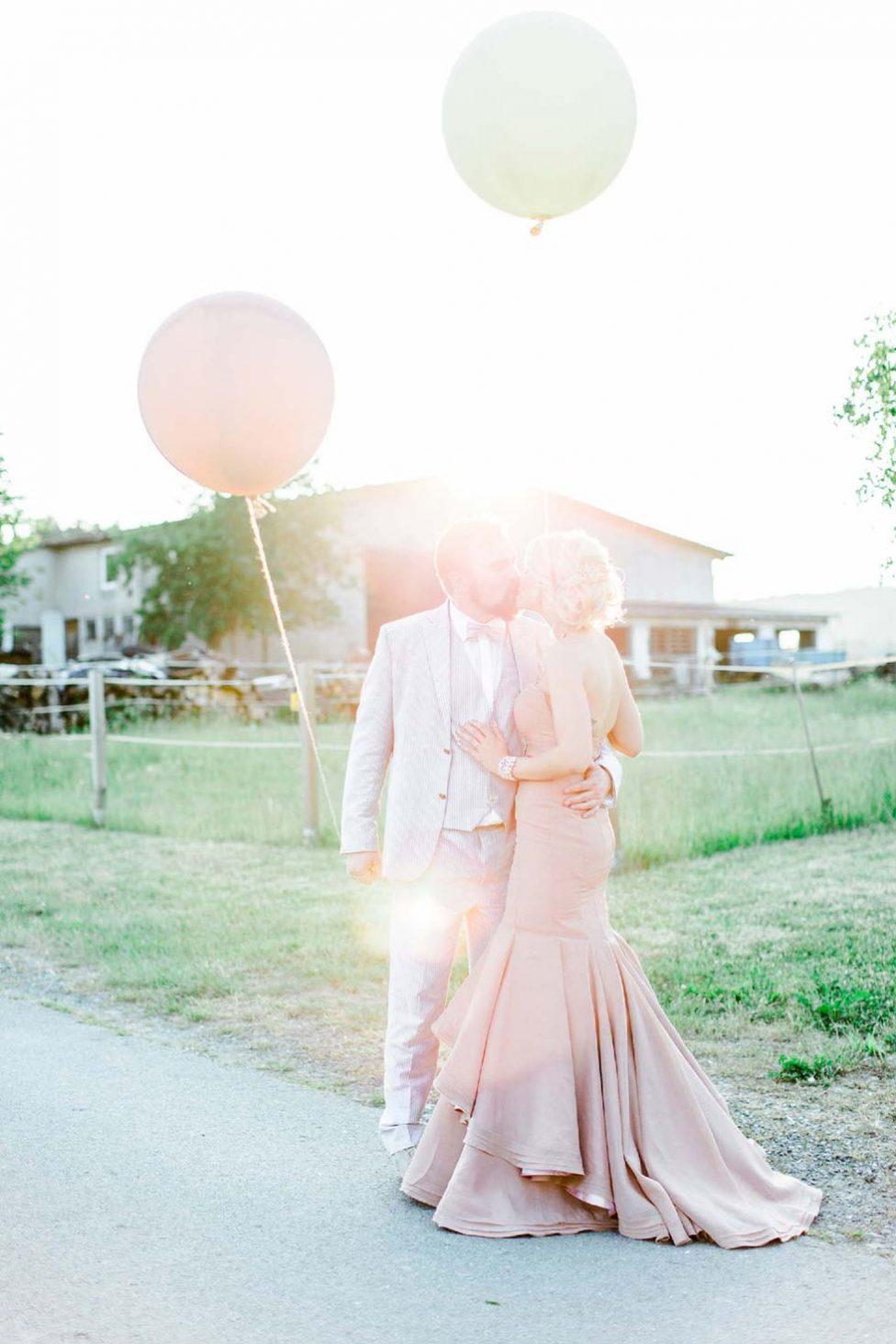 Sommer, Love & Party - das wohl schönste Gartenhochzeitsfest