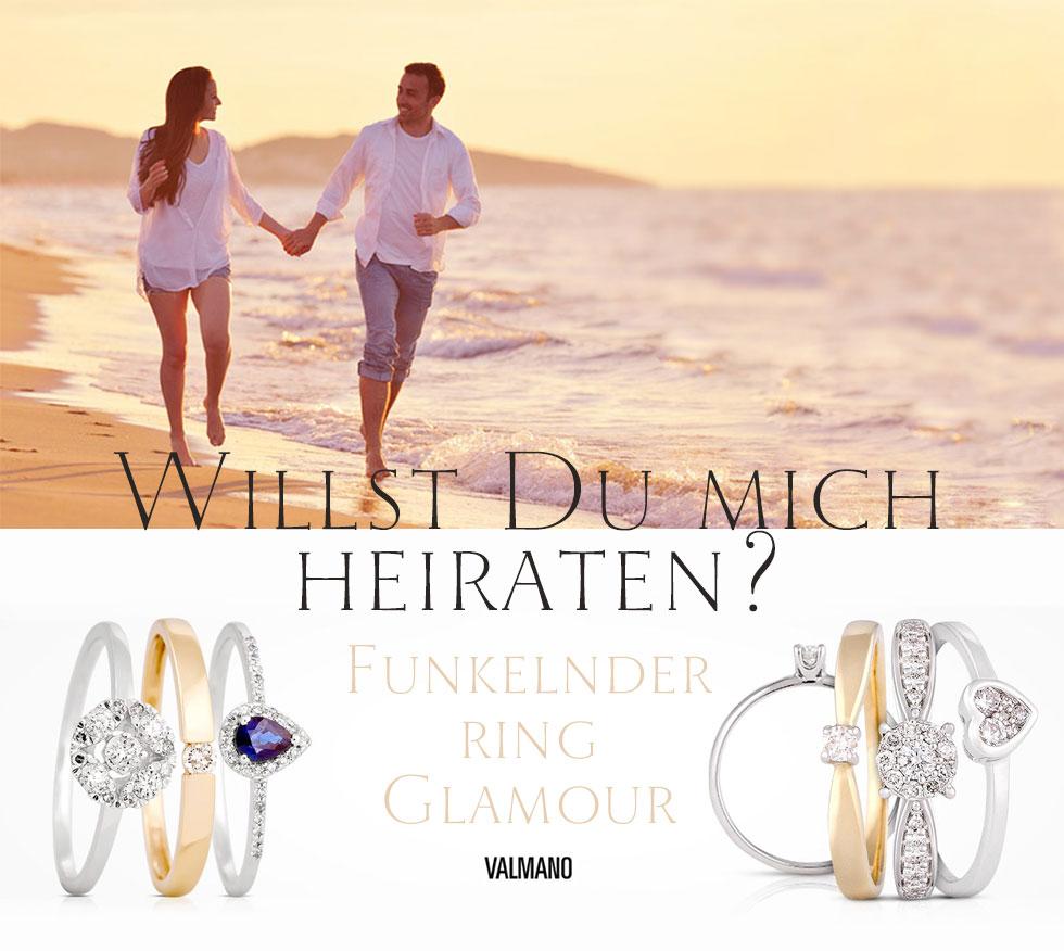 Valmano schmuck  Bling Bling - She's got the Ring … Verlobungsringe von VALMANO ...