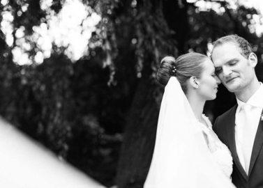 Christina und Jakob: Eine Sommerhochzeit zum Verlieben