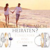 Bling Bling - She's got the Ring … Verlobungsringe von VALMANO