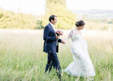 Hochzeit in den Weinbergen am Bodensee