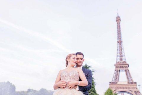 Ein romantisches Wochenende in der Stadt der Liebe