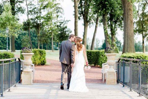 Natalie und Sebastians Hochzeit unter freiem Himmel