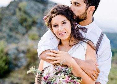 We love Bohemian - Ein DIY-Styled Shooting für Green Weddings