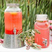Köstliche Abkühlung auf Sommerhochzeiten: DIY-Wassermelonen-Limonade