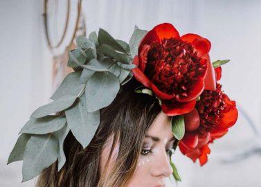 Die Boho-Braut: So gelingt das individuelle Hochzeitsstyling