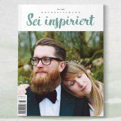 """JETZT VORBESTELLEN: Hochzeitswahn """"Sei inspiriert"""" 02/2015"""