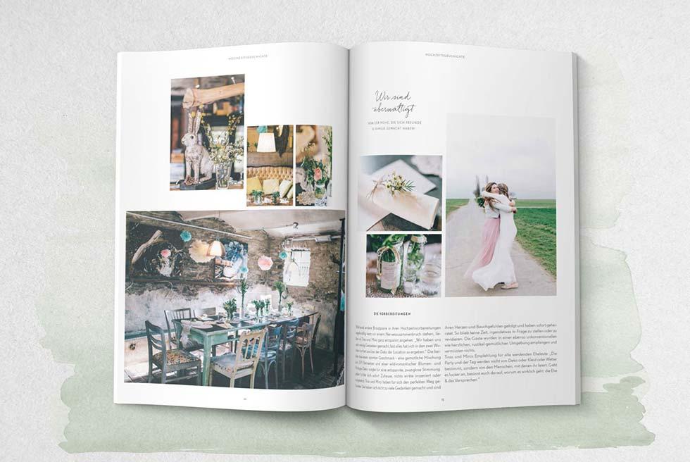Hochzeitswahn - Sei inspiriert 02/2015 - Hochzeiten