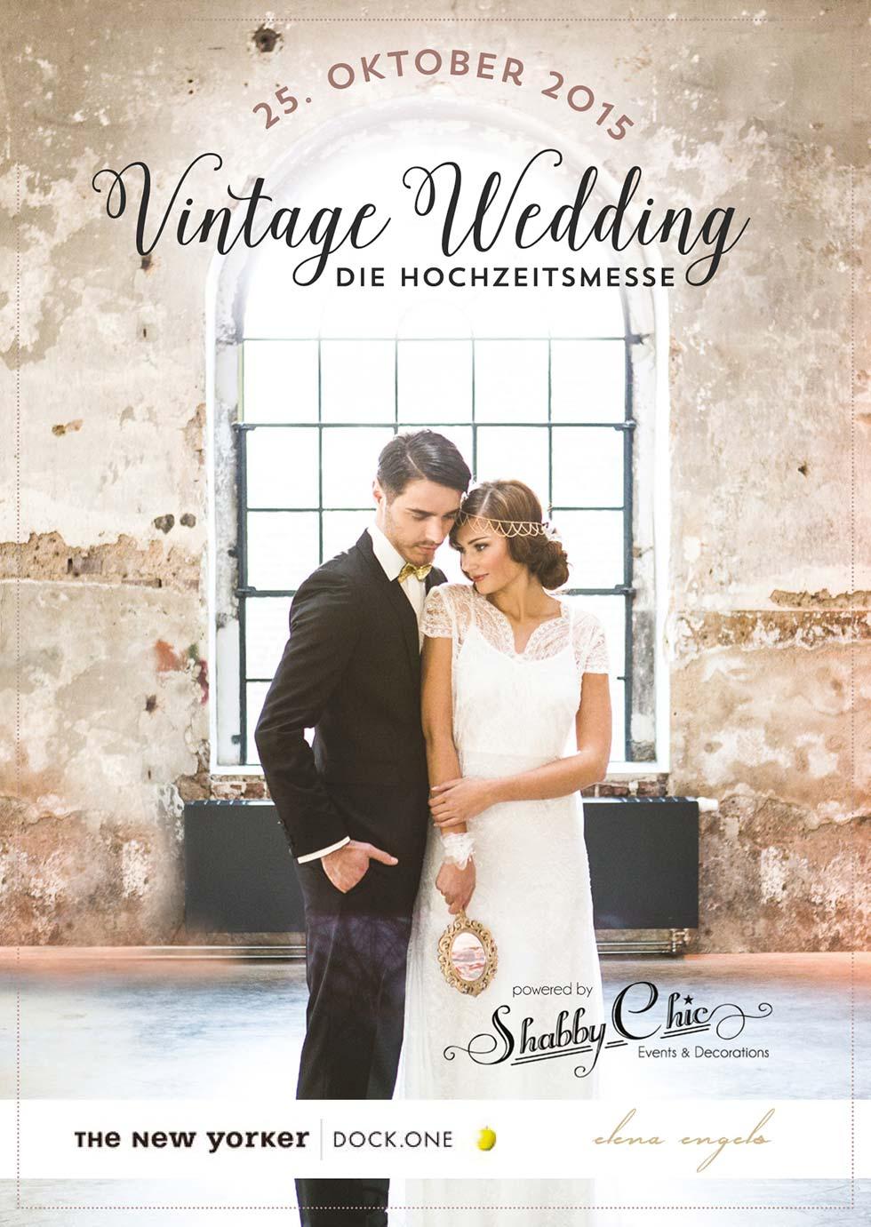 Vintage Wedding die Hochzeitsmesse in Köln