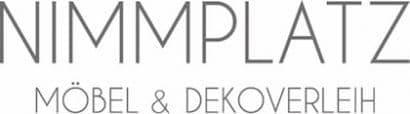 NIMMPLATZ in Köln und München vermietet Möbel und Dekoration für Hochzeiten und ander Events