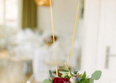 Weingut-Romantik: Eine DIY-Hochzeit mit fanzösischen Details