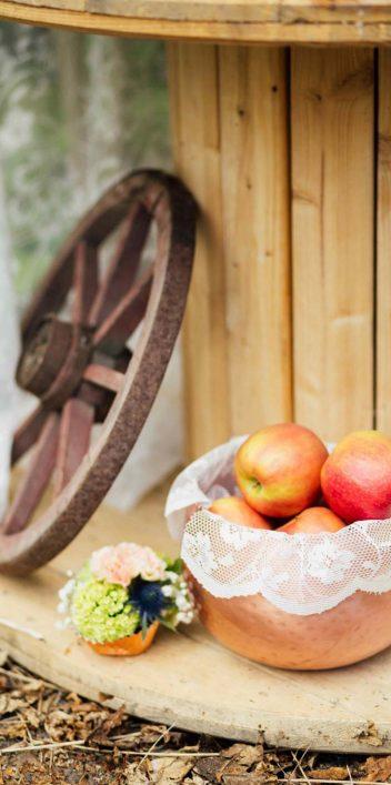 Boho-Hochzeitsträume im alten Gewächshaus