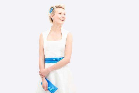 Mit Petticoat und Pastell in den Frühling: Die neuen Brautkleider 2016 von noni