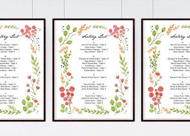 Gewinne ein Papeterie-Set für deine Hochzeit von e.m. papers