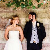 Josephine und Steffen: Liebliche Sommerhochzeit auf dem Land